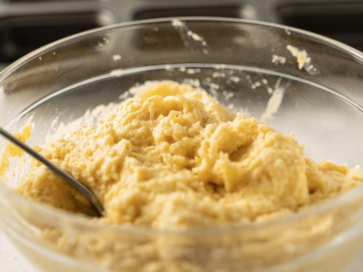 Keto Cornbread Muffins-2