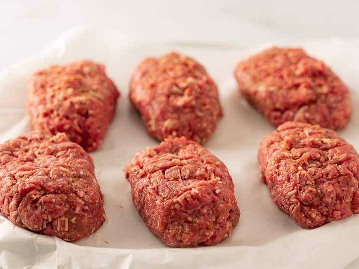 salisbury steak patties